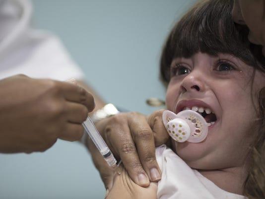 Brazil Europe Measles