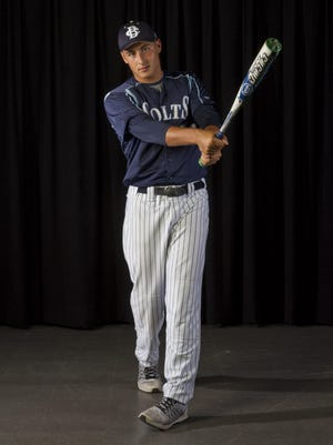 Luca Dalatri and Christian Brothers Academy finished the year at the top of our high school baseball Top 10.