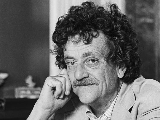 Kurt Vonnegut Jr. (1922-2007) attended Shortridge High