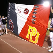 Week 9 story lines: Palm Desert, La Quinta clash for that coveted cloth— the Victory Flag