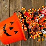 Candy buyback is not a trick; dentists buy and troops get treated