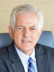 Steve Lauterbach, vice-chairman of the Pas del Norte