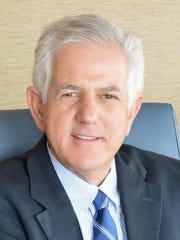 Steve Lauterbach, vice-chairman of the Pas del Norte Foundation.