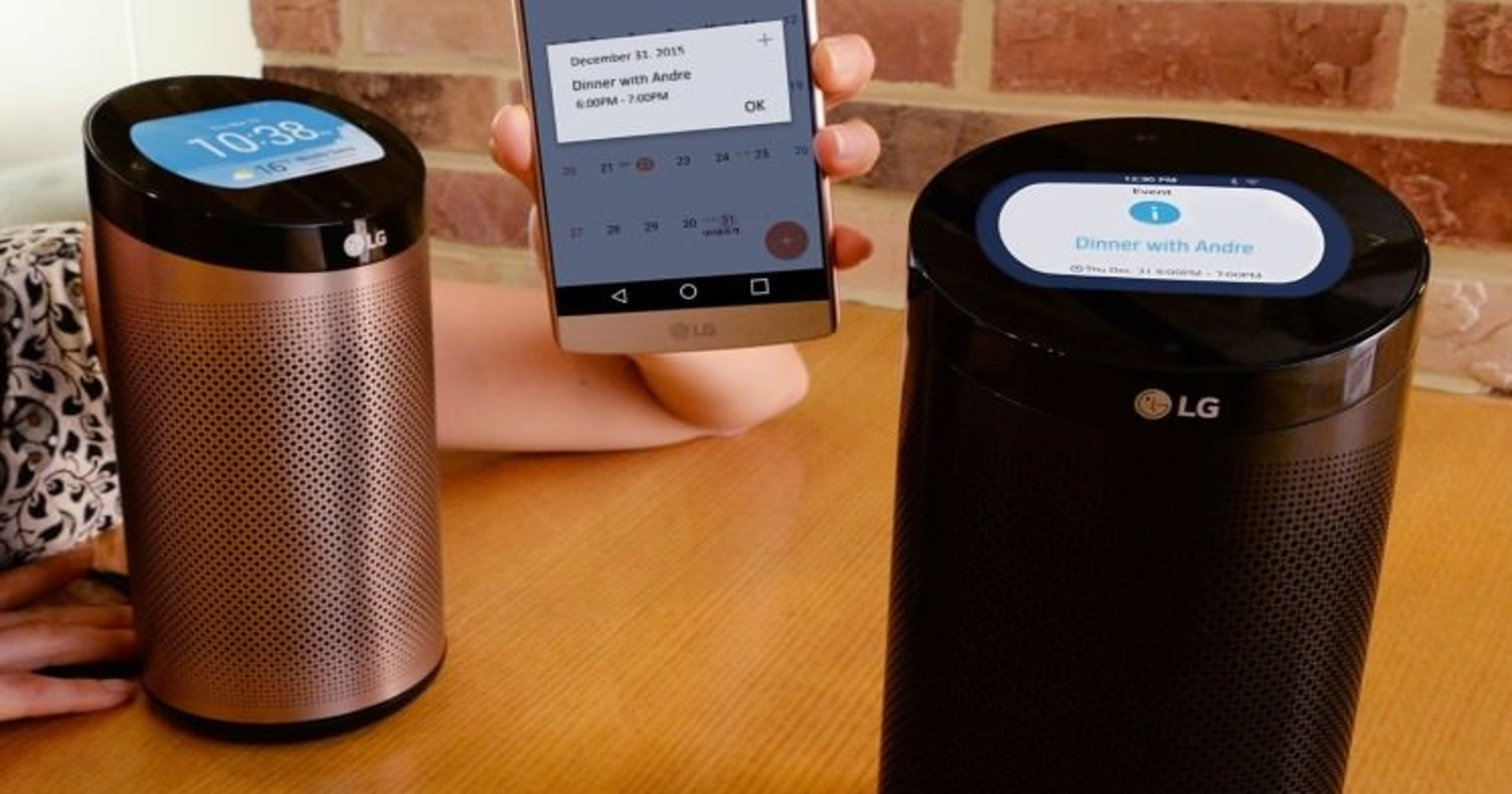 Amazons Alexa Now Works With Lg Smart Home Tech