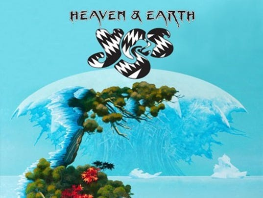 Yes' 'Heaven & Earth' album cover
