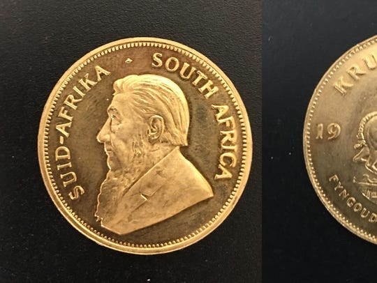The Salvation Army received an anonymous gold coin