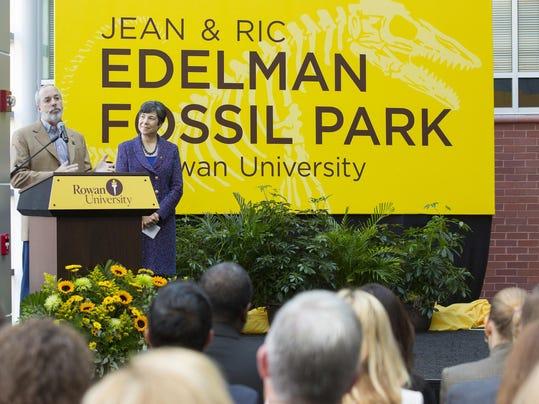 Ric and Jean Edelman