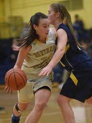 Led by junior guard Zoe Zerman, Northern Lebanon fashioned