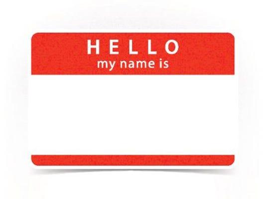 T name tag-187845402
