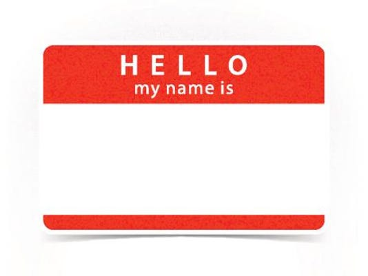 T name tag-187845402