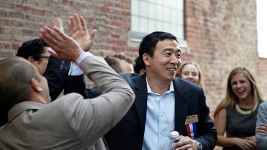 Andrew Yang, founder of Venture for America.