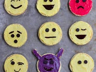 Emoji Cookie Contest