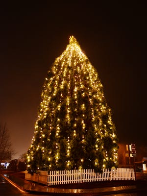 The City of Keizer Holiday Tree Lighting takes place at 7 p.m. Dec. 1.
