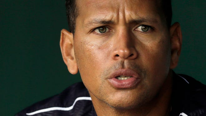 Alex Rodriguez, who missed the 2014 season under an MLB suspension, is working as a TV analyst for Fox this postseason.