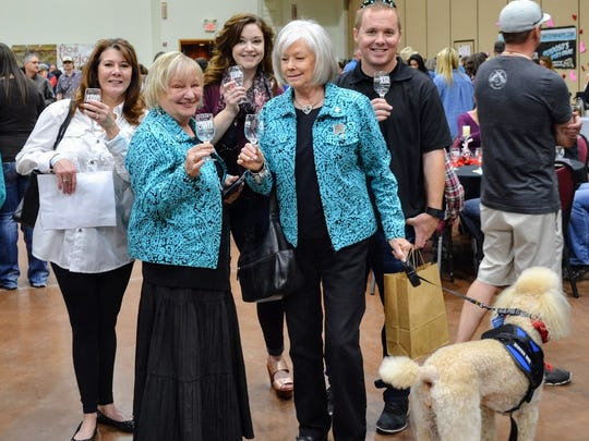 Cheers to Ruidoso's first annual Vines in the Pines