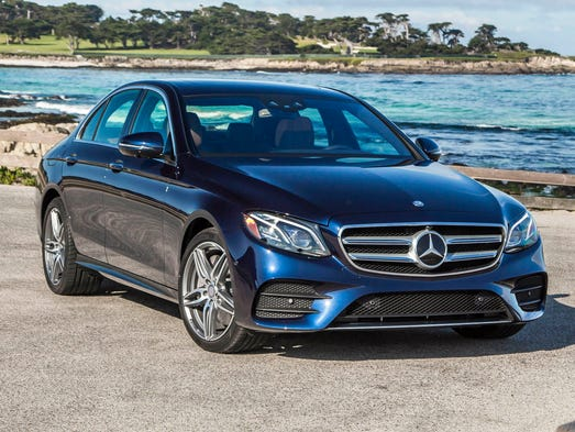 Review 2017 mercedes benz e300 has a winning mix for Mercedes benz e300 diesel