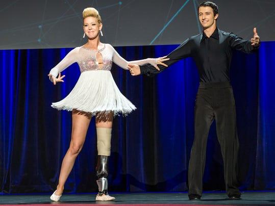 2014-4-15 Haslet-Davis dances