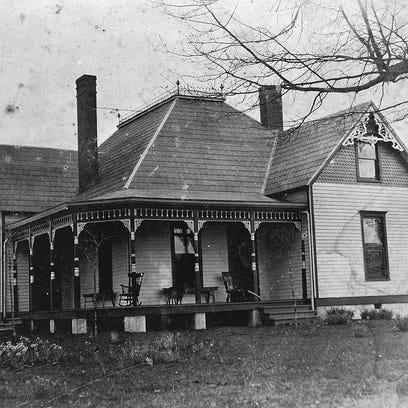 "My grandmother's ""dream"" house, a modern 1910 clapboard."