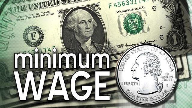 Minimum wage hike approved by Arkansas voters.