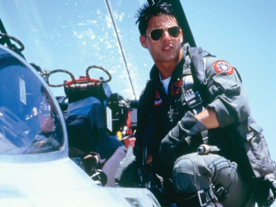 Tom Cruise in 'Top Gun.'