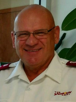 Salvation Army Oshkosh Captain Don Karl