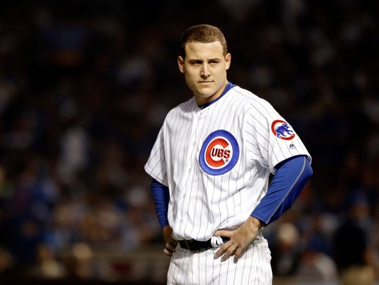 USP MLB: NLCS-LOS ANGELES DODGERS AT CHICAGO CUBS S BBN USA IL