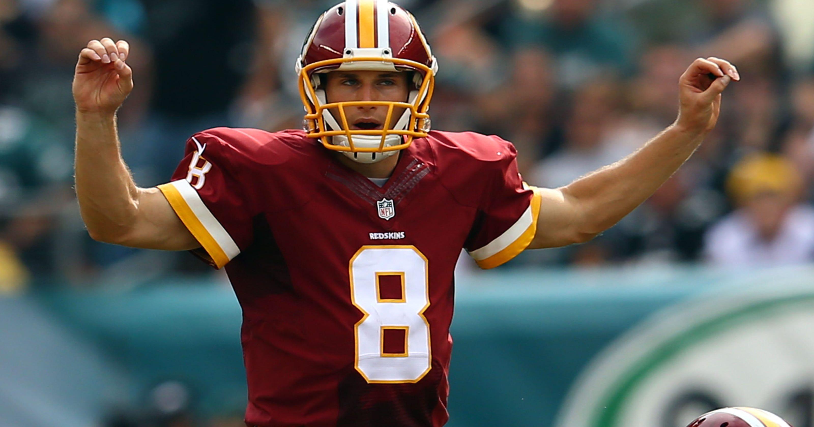 Kirk Cousins isn t afraid to lead as Redskins  starting quarterback c337fa6fa