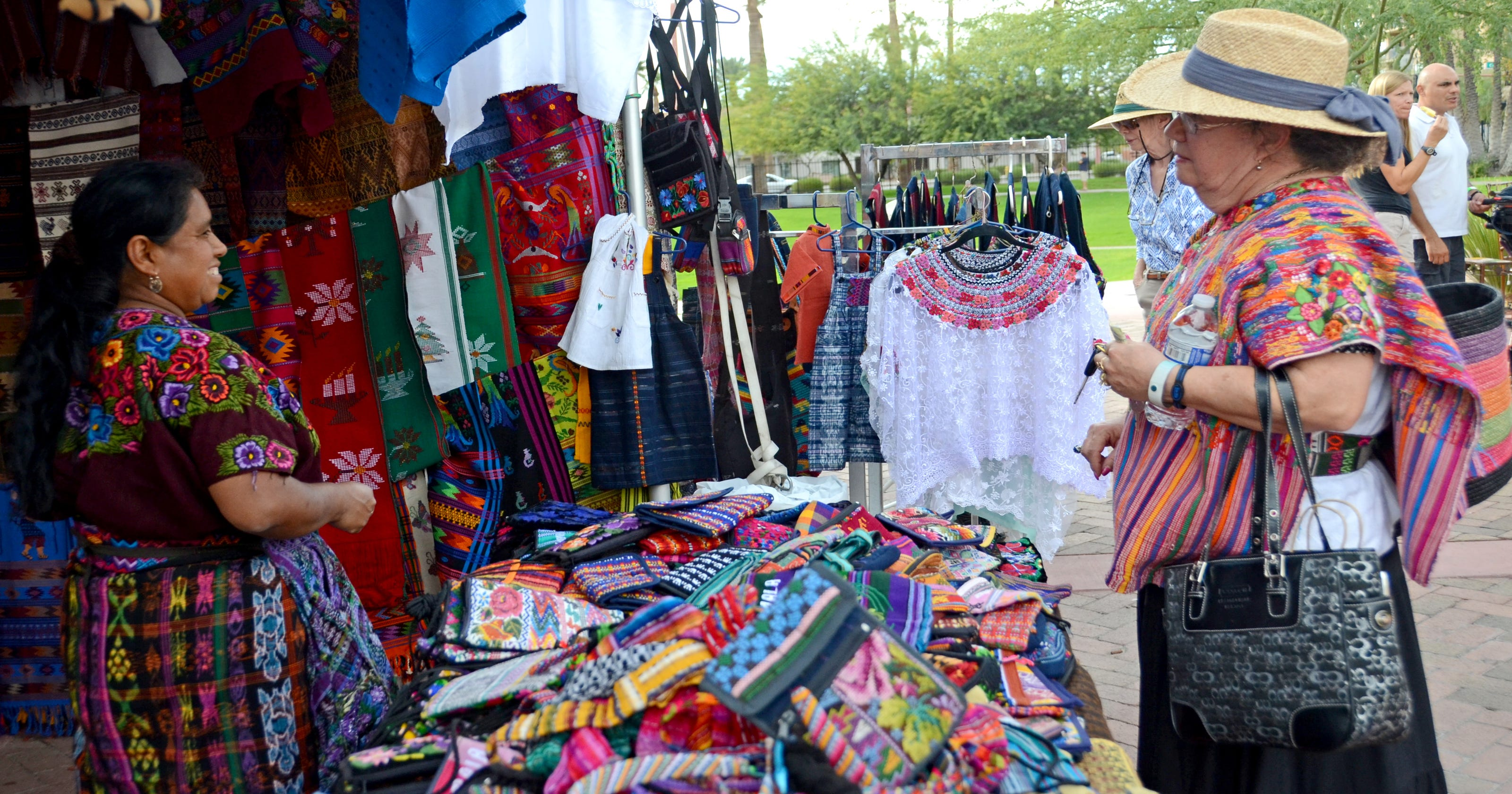 Fall craft fairs, rummage sales around Phoenix