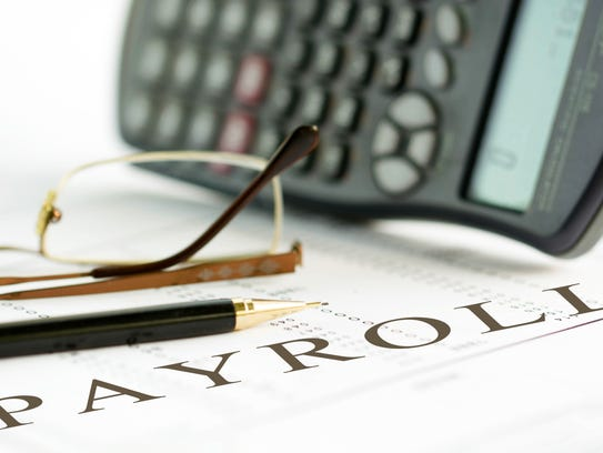 Stop doing payroll by hand.