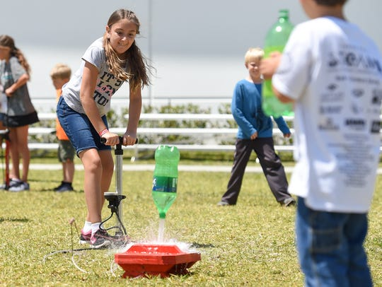The St. Lucie County STEAM Fest is Saturday at Renaissance Charter School of St. Lucie in Port St Lucie.