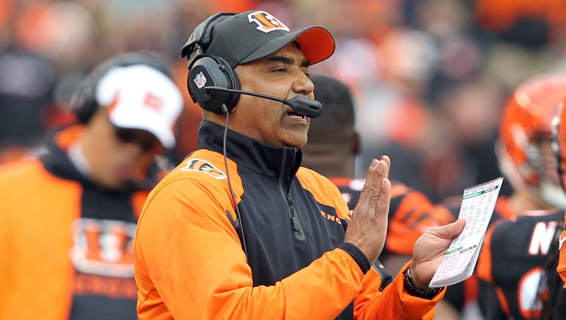 Marvin Lewis Says Of Disappointing Bengals We Ll Be Better