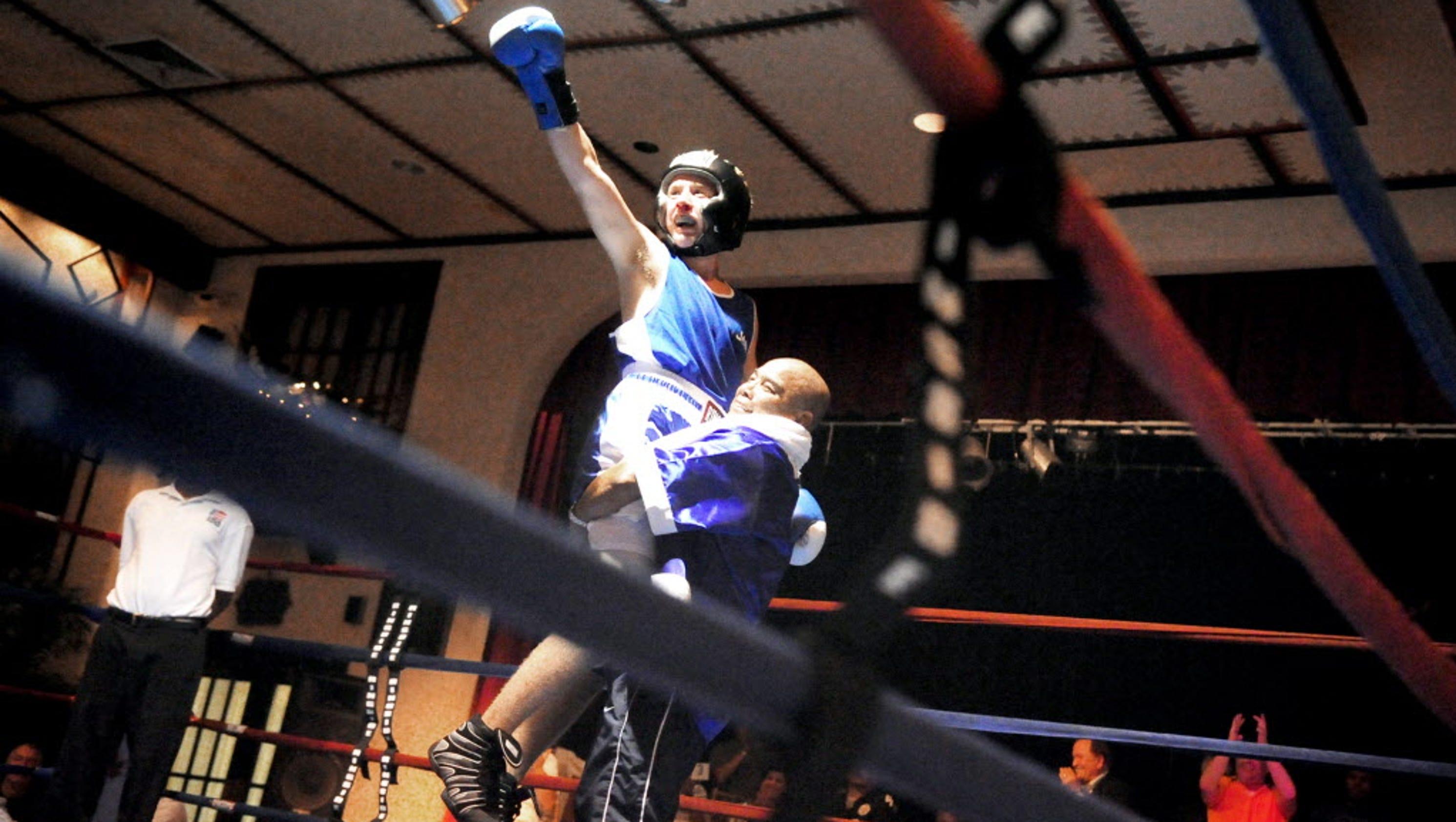 Amateur Boxing Event 99