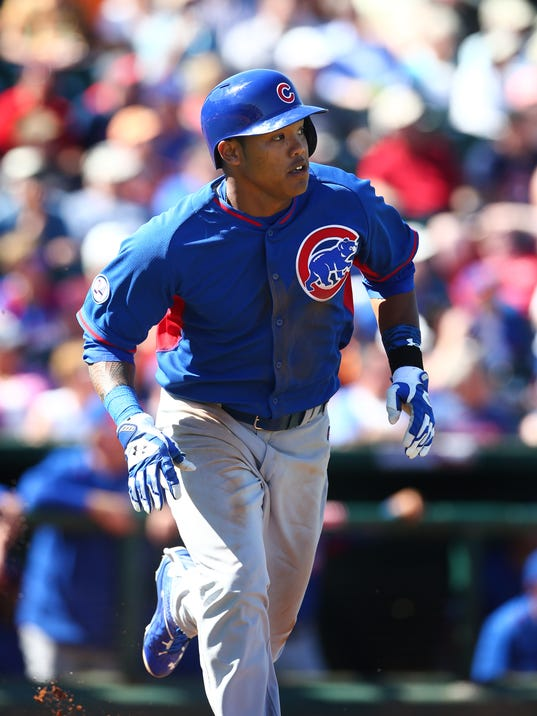 With Russell aboard, are Cubs there yet? Almost