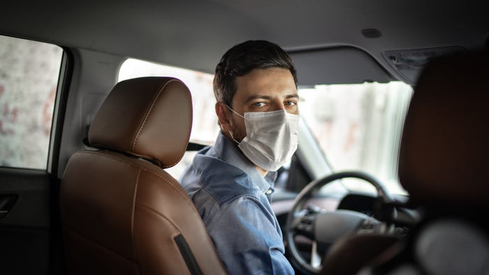 Grabbing an Uber? Buckle up and bring your face mask to combat coronavirus
