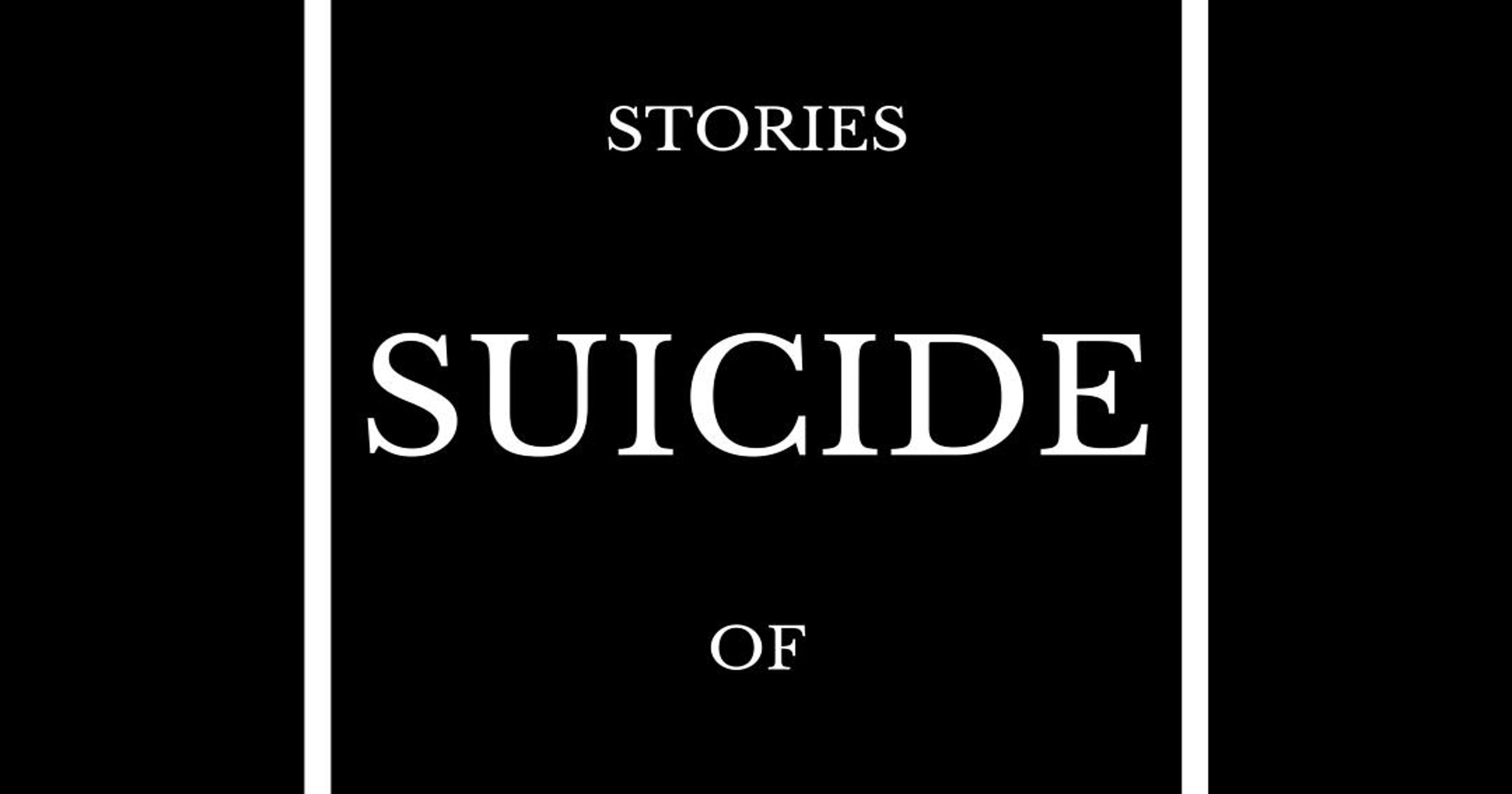 Stories of suicide: Shed light on benzodiazepine suicides