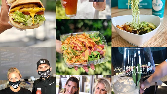 Local food and travel blogger Cristyle Egitto of Eat Palm Beach visited six restaurants at Alton Town Center in an effort to highlight the diversity of dining experiences there and create consumer confidence in dining out.