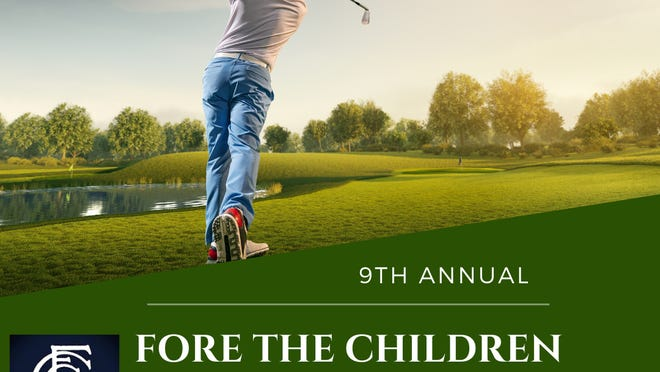 The Children's Museum of Wilmington will hold its ninth annual Fore the Children Golf Tournament on Monday, Sept. 28.
