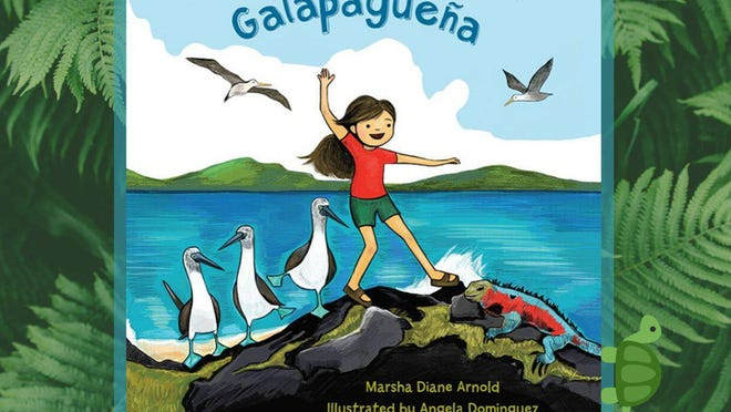 "The 2020 Little Read Lakeshore book selection is ""Galápagos Girl/Galapagueña."" The author, illustrator and inspiration for the book will all be featured in programming this November."