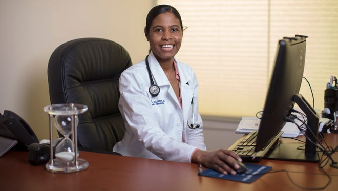 Dr. Ketsia Celestin is a family medicine physician for Health First Medical Group.