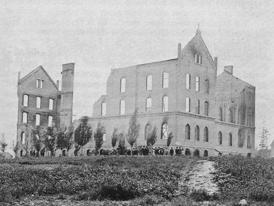 Franciscan Sisters building