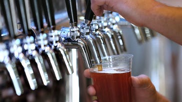 Proof Brewing Co. operates a facility at 644 McDonnell Drive where it produces up to 15 different kinds of beers.