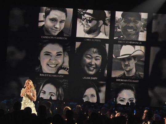 The 51st Annual CMA Awards - Show
