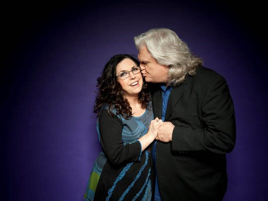 Nashville Used Music >> Ricky Skaggs and Sharon White find harmony