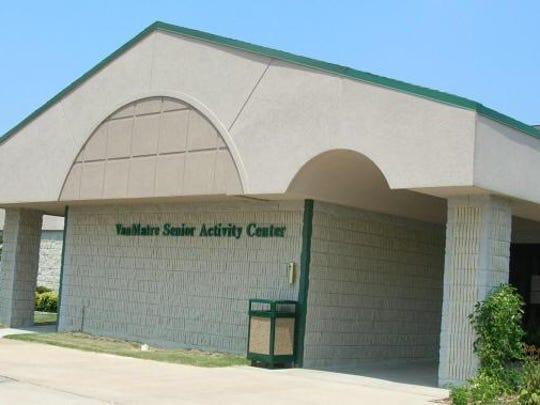 Van Matre Senior Activity and Wellness Center
