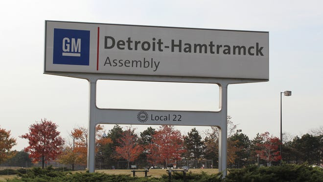 General Motors will idle the Detroit-Hamtramck Assembly plant for three weeks in January. The plant in Lansing where workers assemble Cadillac CTS's and ATS's also will halt production for three weeks as GM reduces inventories of certain passenger car models. More than 3 of every 5 vehicles bought in the U.S. in November were pickup trucks, SUVs, vans or crossovers.