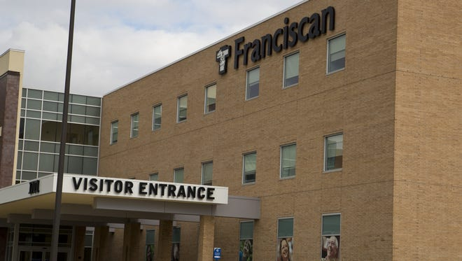 Franciscan Health Lafayette East reported Tuesday the theft of control substances from its hospital pharmacy. Lafayette police are investigating.