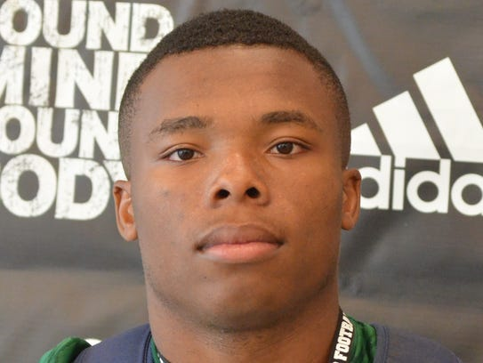 Kalon Gervin is a four-star prospect, according to