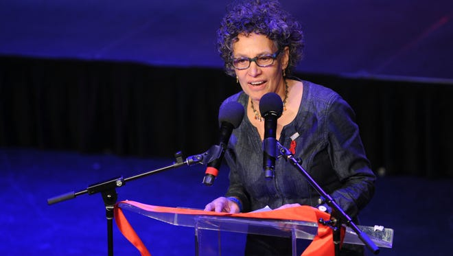 Mary Bassett attends World AIDS Day: Community Launch Of The End AIDS NY 2020 Campaign on Dec.1, 2014, in New York City.
