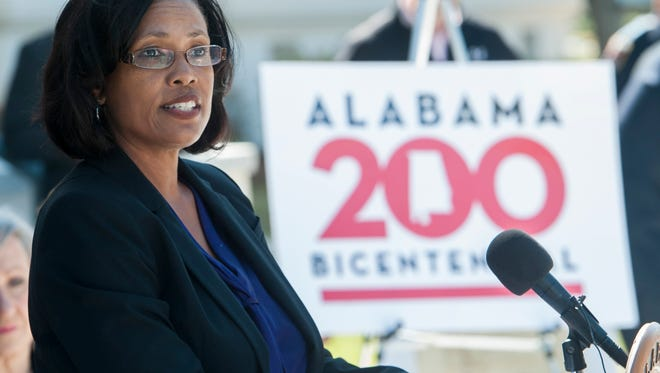 Anita Archie served as chief of staff for then-Montgomery Mayor Todd Strange before stepping down to join the Alabama Department of Economic and Community Affairs.
