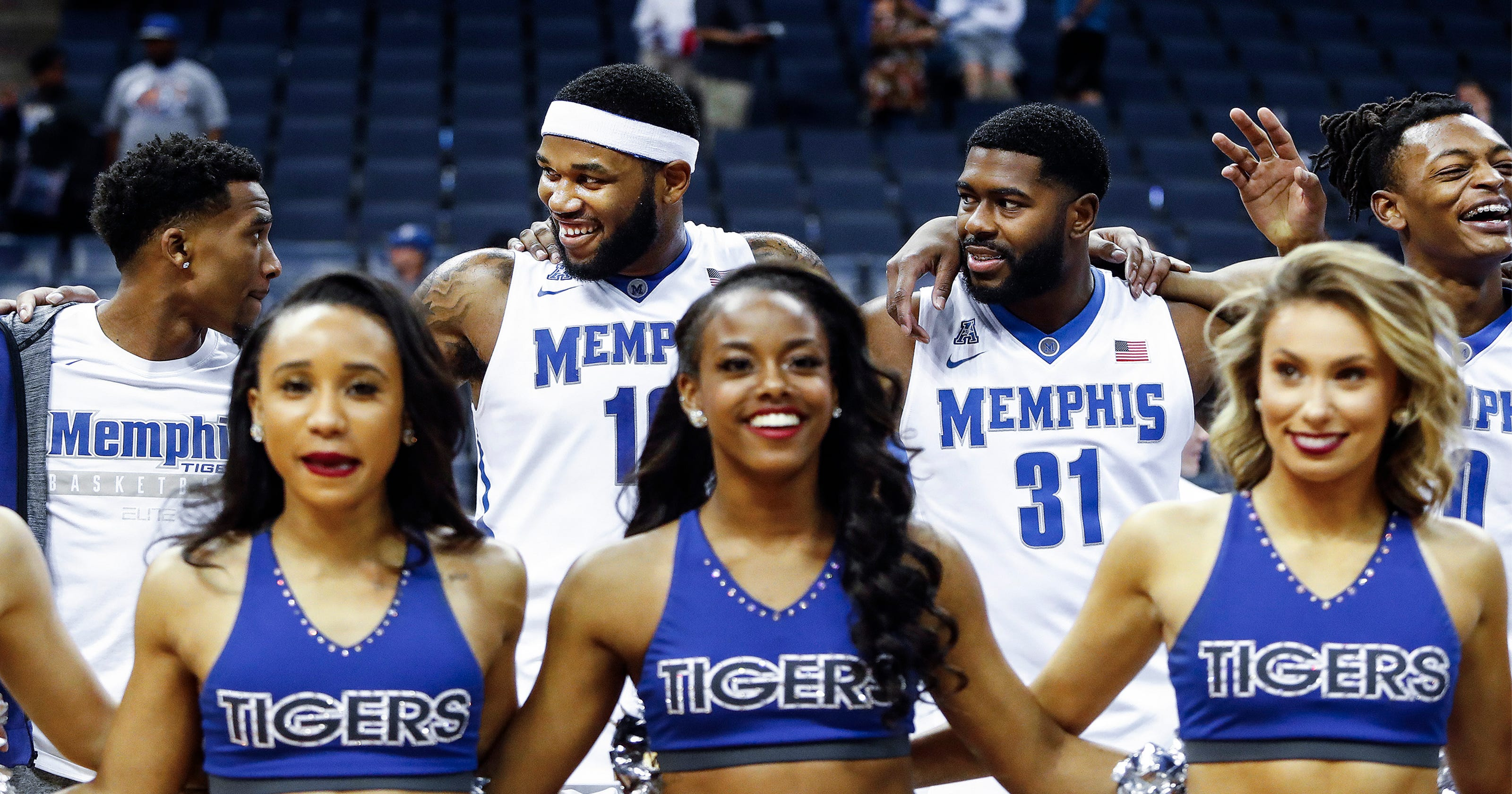 penny hardaway at memphis tigers: first aac conference opponents
